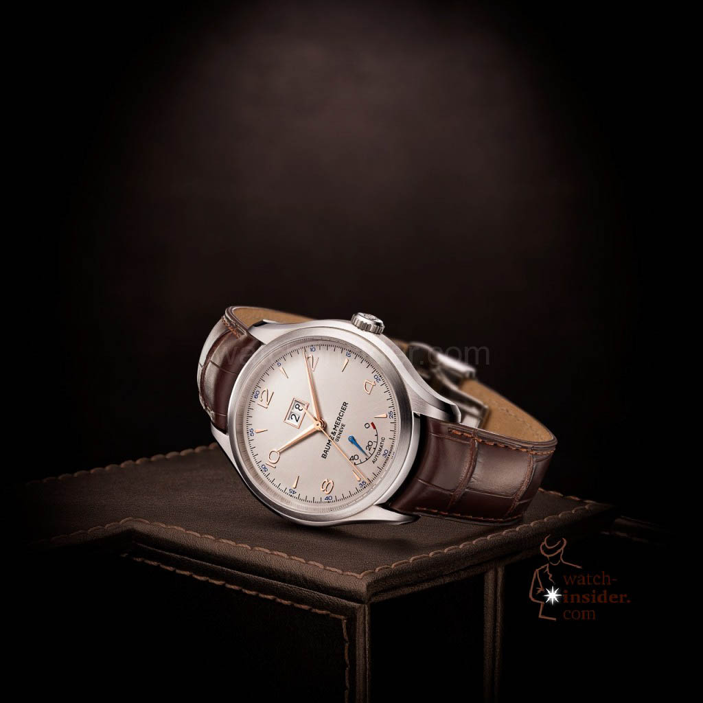 Baume & Mercier Clifton Big Date and Power Reserve