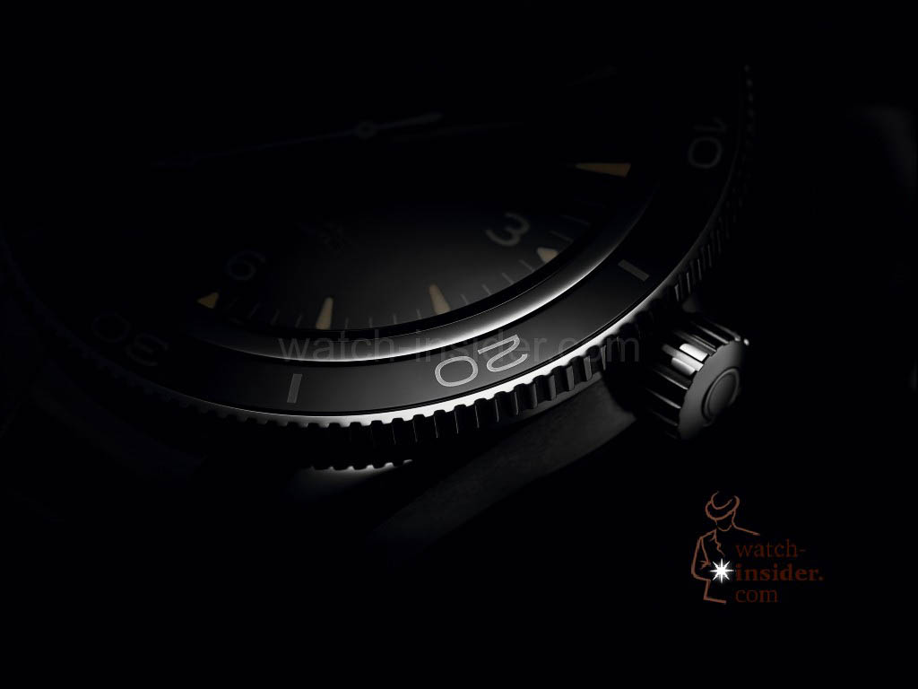 Omega Seamster 300 Master Co-Axial
