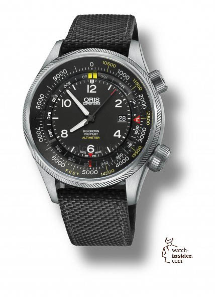 Oris Big Crown ProPilot Altimeter is one of the most innovative mechanical watches ever made.