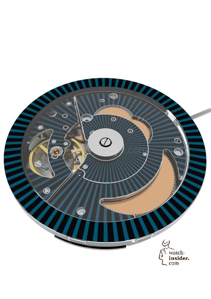 Swatch Sistem51 calibre