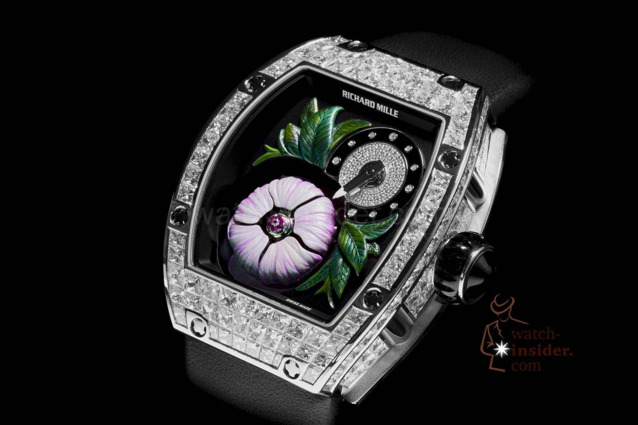 Richard Mille - Interview with Richard Mille