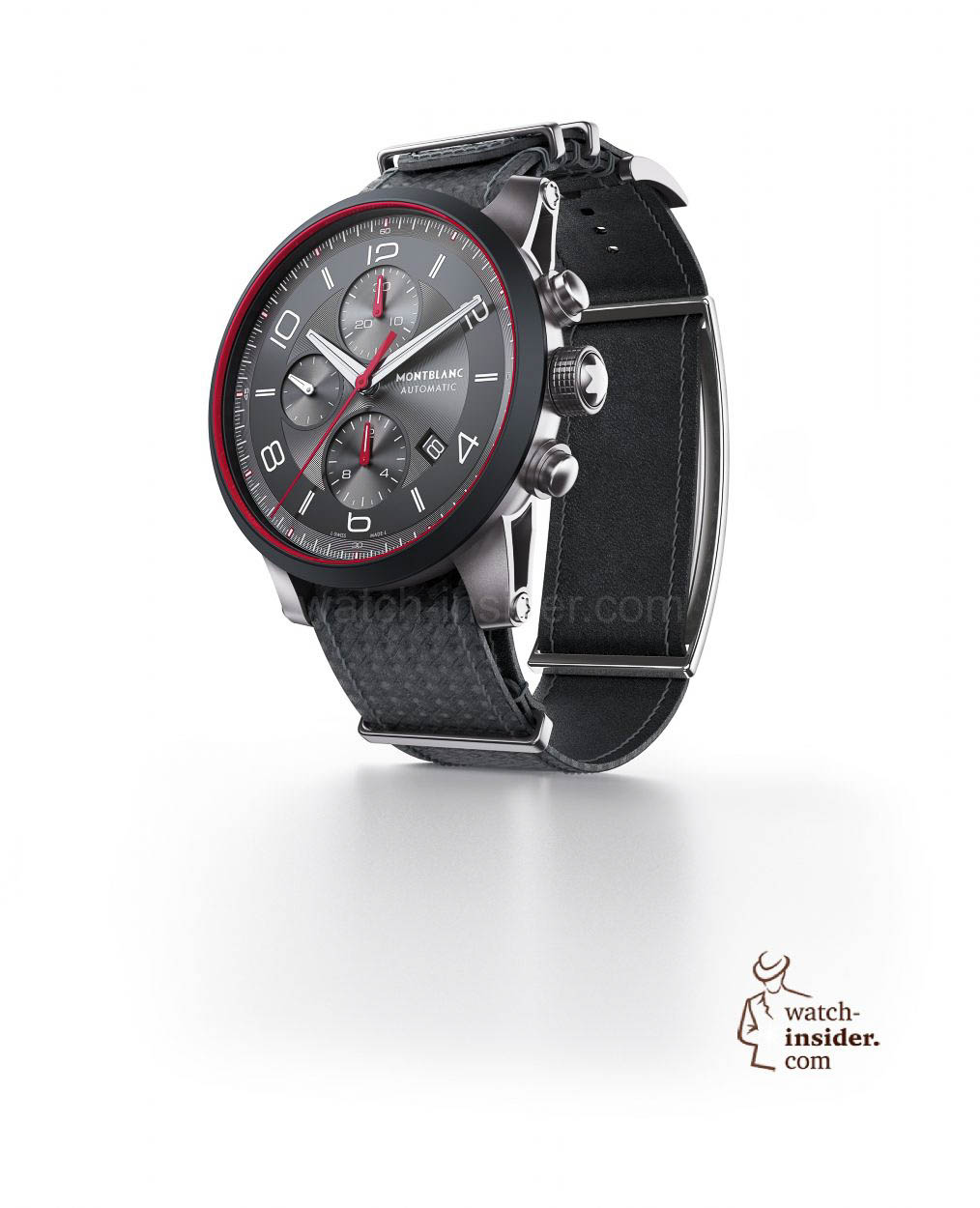 Montblanc goes smart! Let me present you the Montblanc e ...