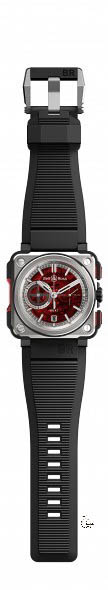 Bell & Ross BR-X1-Skeleton Chronograph-Red Edition