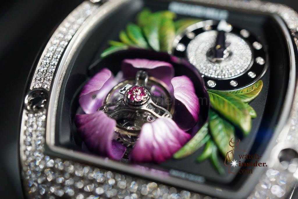 Richard Mille RM 19-02 Tourbillon Fleur