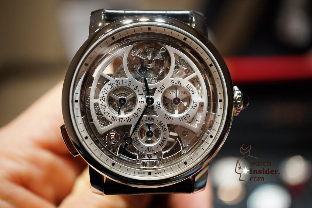 Cartier Rotonde de Cartier Grande Complication Watch Calibre 9406 MC