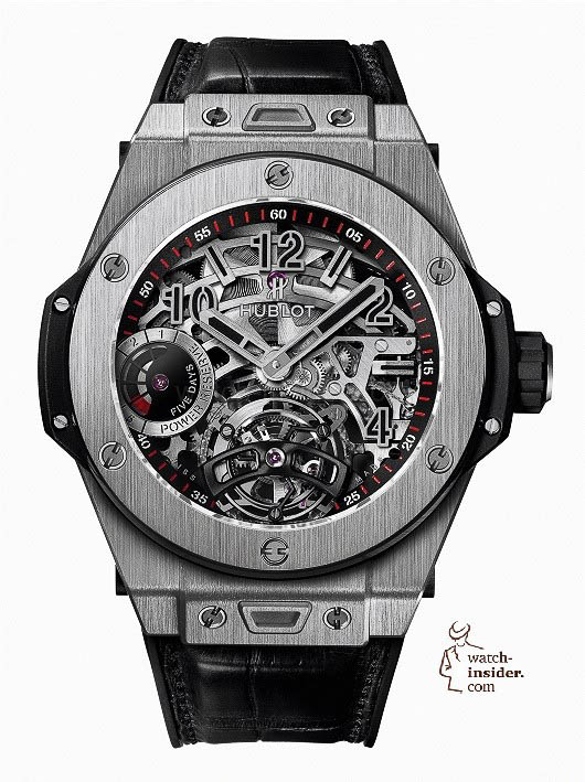 Big Bang Tourbillon