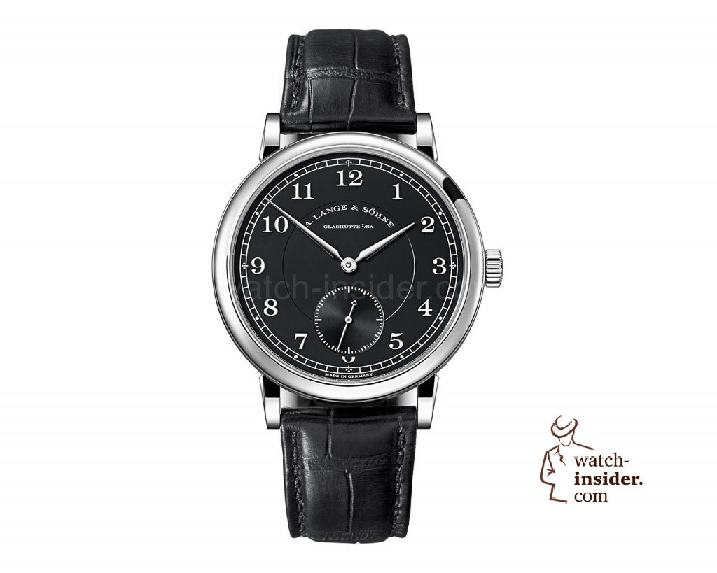 """The A. Lange & Söhne 1815 """"200th Anniversary F. A. Lange"""" in platinum in a limited edition of 200 watches and is available as of today worldwide."""