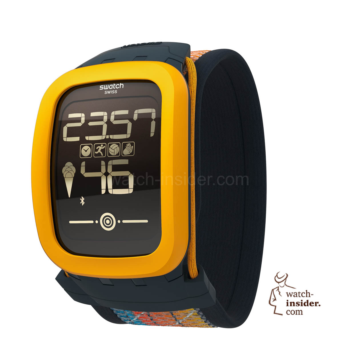 the bitrh of the swatch Birth of the swatch case solution, in 1993, swatch is the best selling clock in history traces the history of the watch industry until the early 1980s, when the swatch was introduced descr.