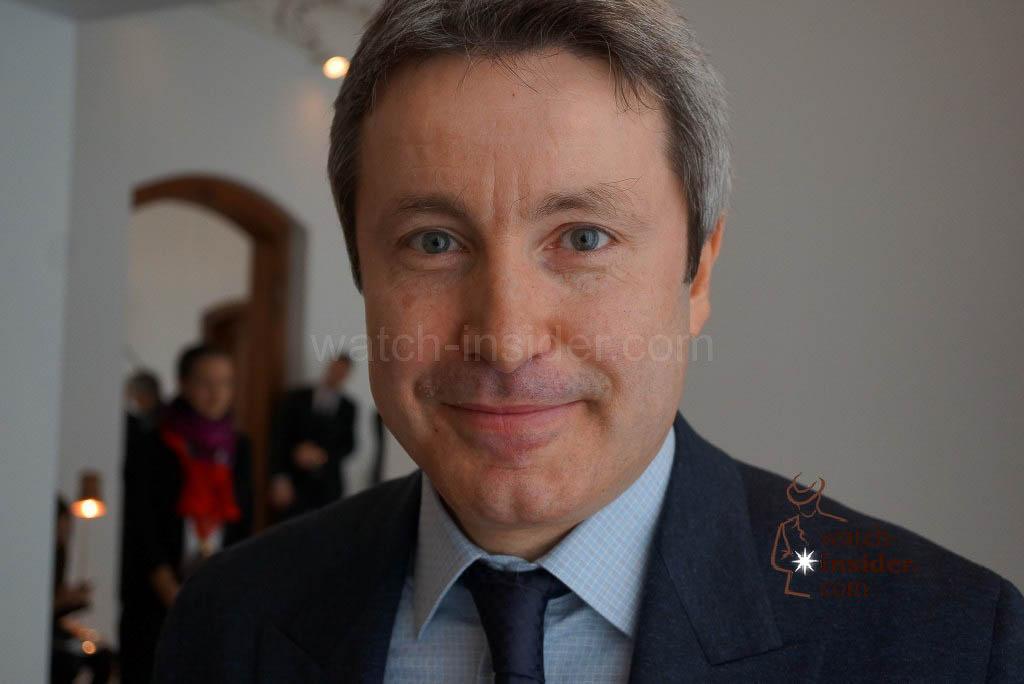Hamdi Chatti, Louis Vuitton watches