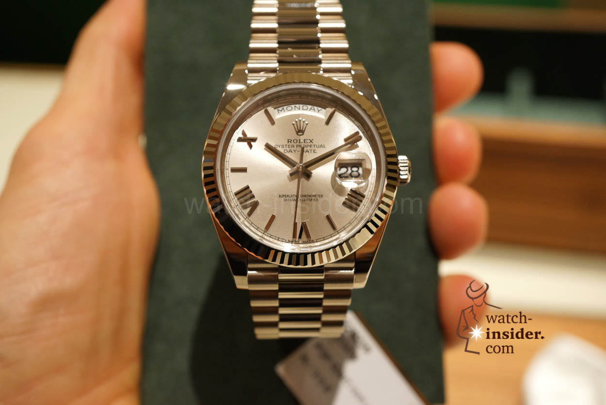Rolex Oyster Perpetual Day Date 40 Price