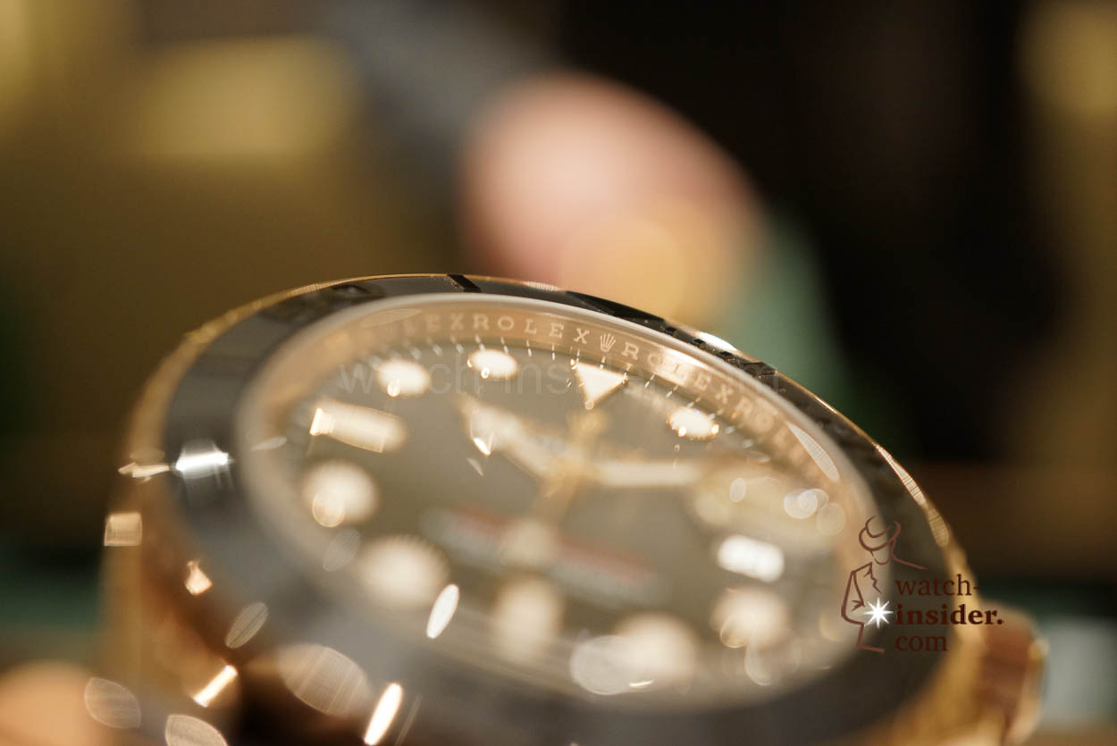 Rolex Day-Date 40 with new calibre 3255, Yacht-Master with ...