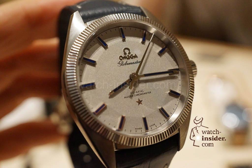 Omega Globemaster Master Chronometer