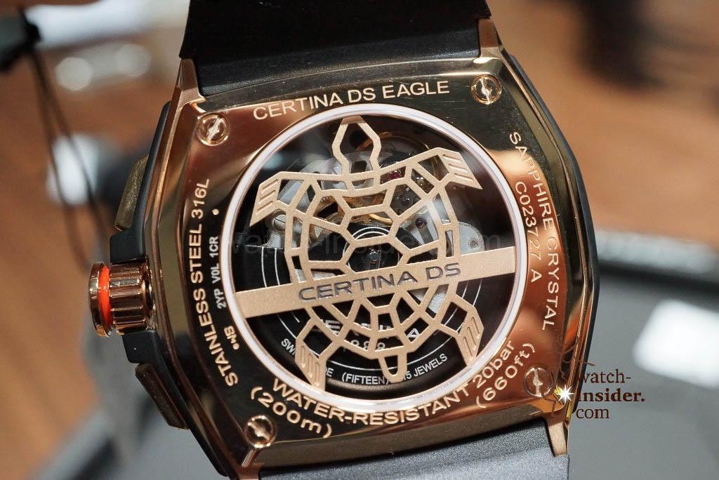 Certina DS Eagle Chronograph