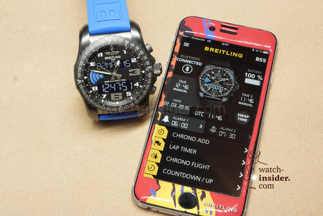 Interview with Jean-Paul Girardin, CEO Breitling ...