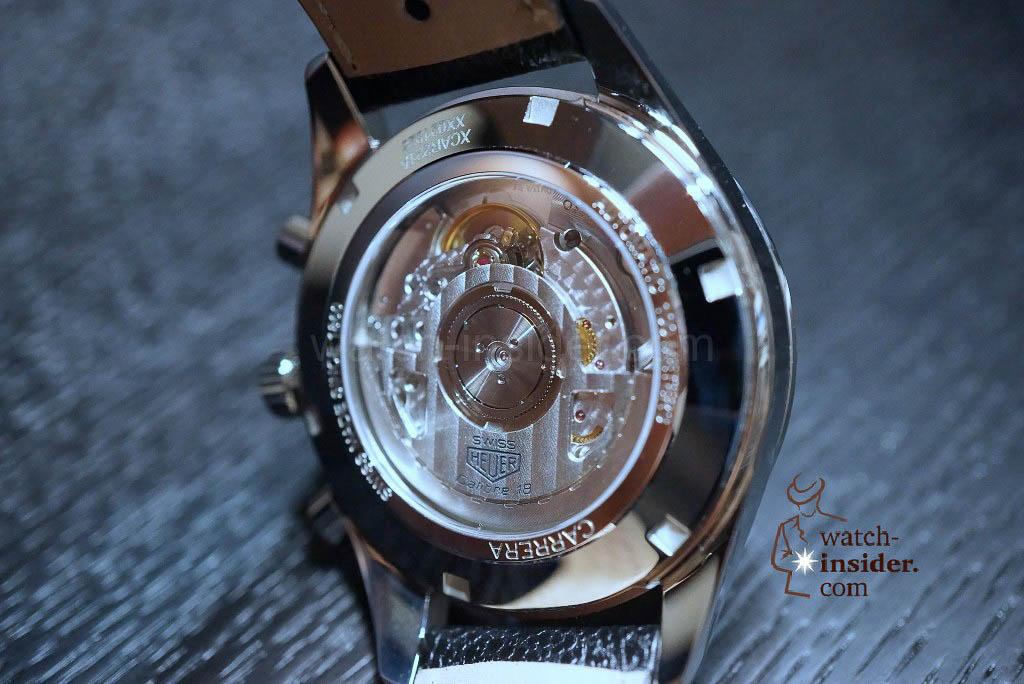TAG Heuer Carrera (39MM) Calibre 18 Automatic Chronograph Glassbox