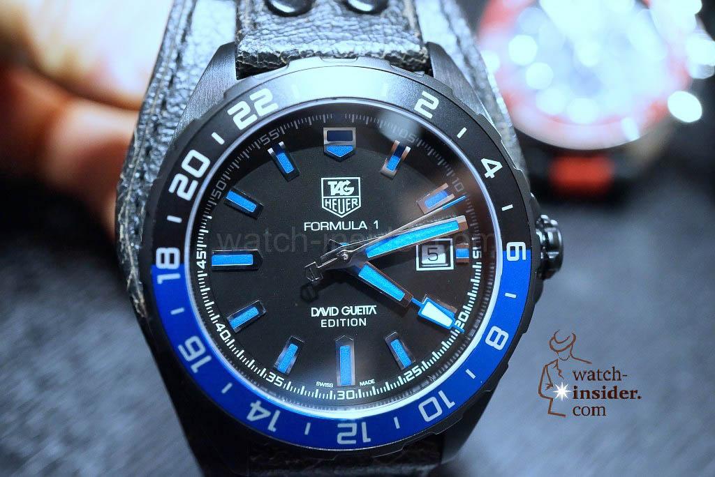 TAG Heuer Formula 1 (43mm) Calibre 7 GMT Special Edition David Guetta