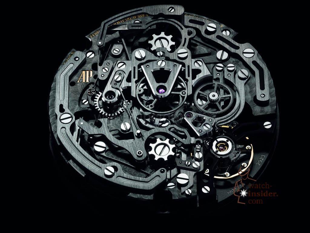 Audemars Piguet Royal Oak Concept Laptimer Michael Schumacher calibre 2923