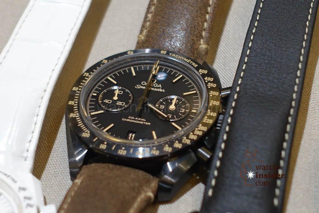 Omega Speedmaster Vintage Black