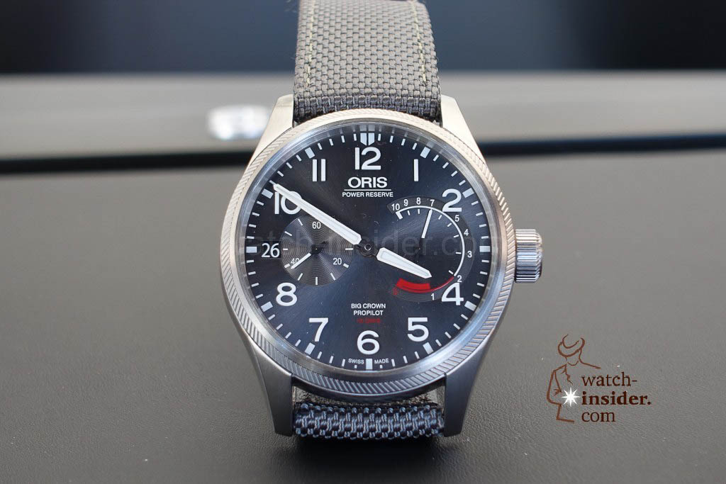 ORIS Big Crown Pro Pilot
