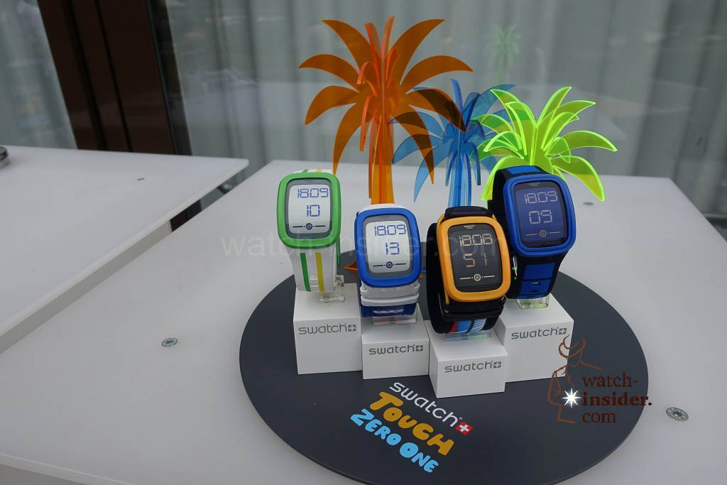 Сколько стоят часы swatch swiss? - otvetoforg