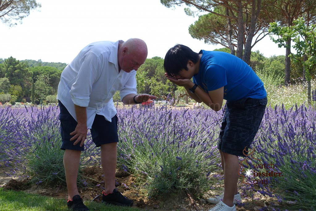 Jean-Claude Biver and Lang Lang enjoying life ...