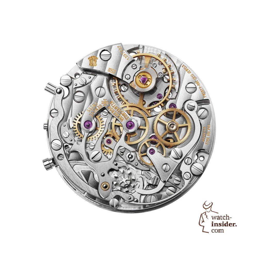 Vacheron Constantin Historiques Cornes de vache 1955 chronograph. Calibre 1142