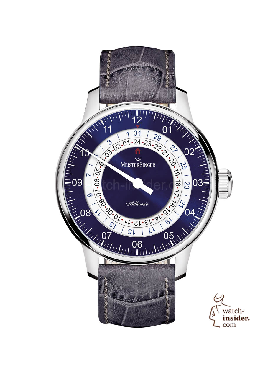 Watch Competition: Win a MeiserSinger Adhaesio