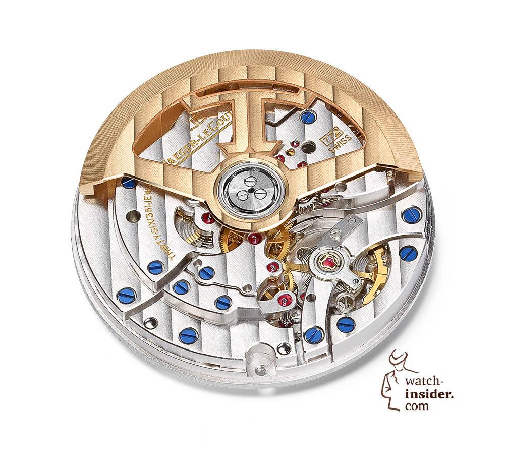 Jaeger-LeCoultre Geophysic Universal Time Calibre 772