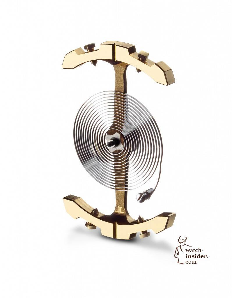 Jaeger-LeCoultre Geophysic Gyrolab balance