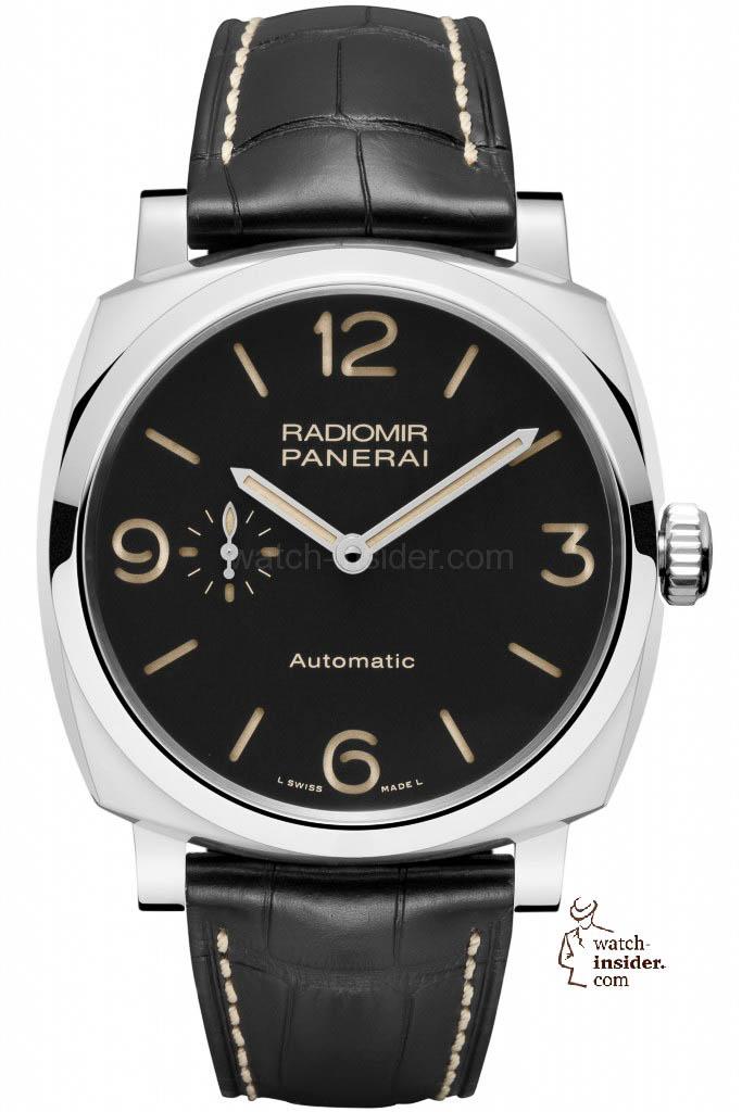 Panerai RADIOMIR 1940 3 DAYS AUTOMATIC ACCIAIO – 42mm