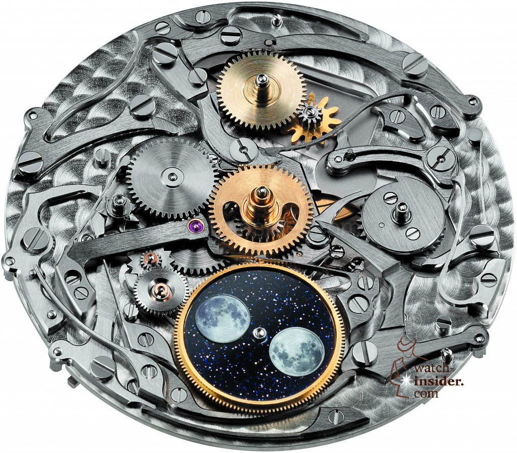 The new automatic Audemars Piguet Calibre 5134 and its perpetual calendar mechanism