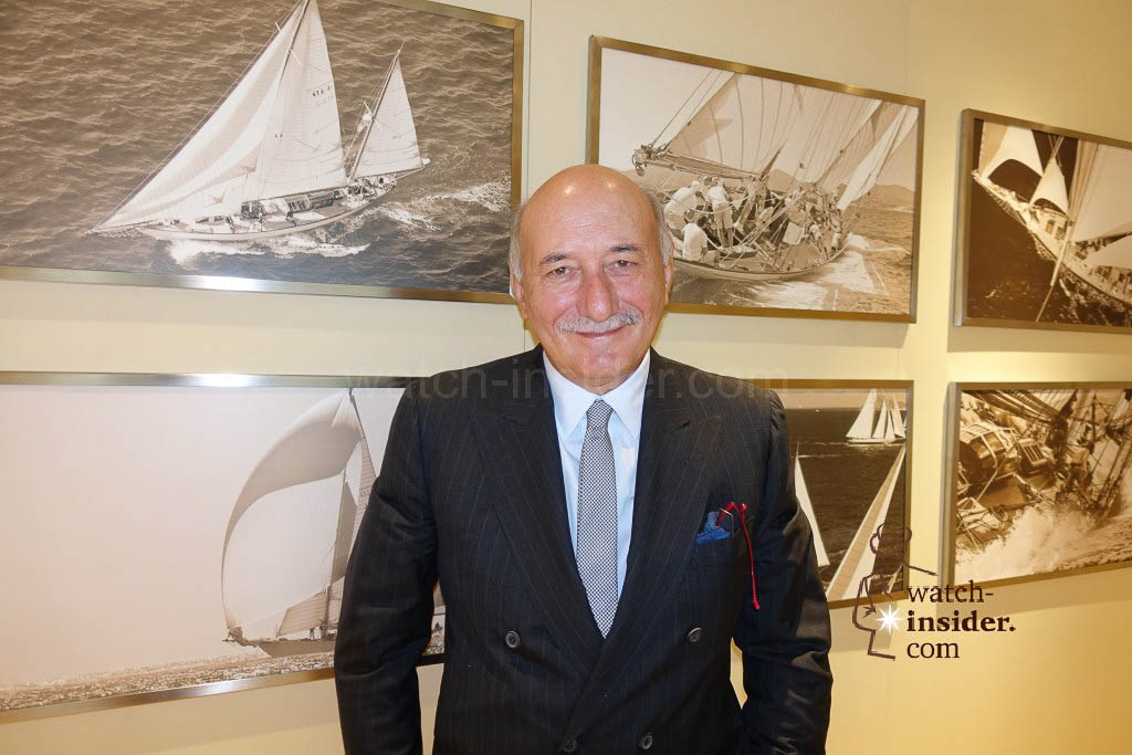 Angelo Bonati, CEO Officine Panerai