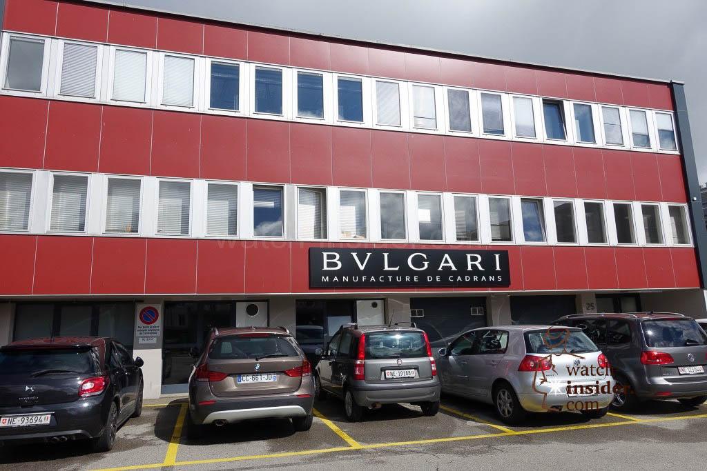 Inside Bvlgari