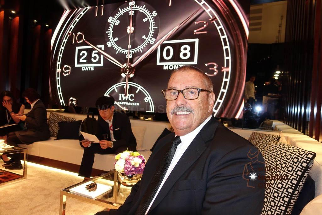 Hannes Pantli, Board Member of IWC Schaffhausen