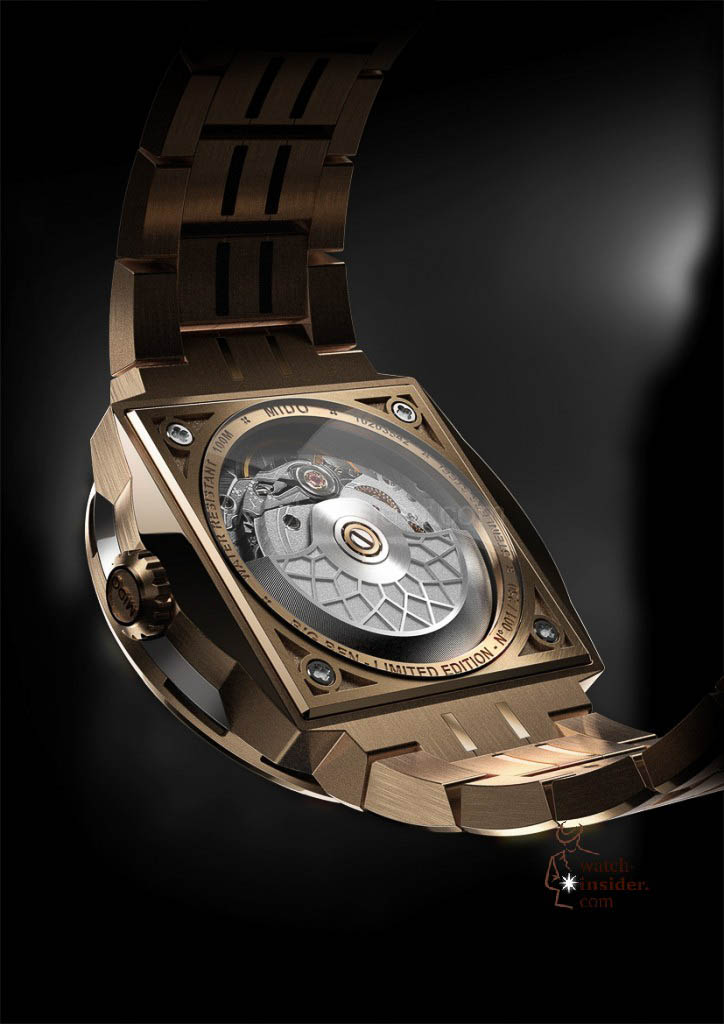 The new Mido timepiece inspired by Big Ben