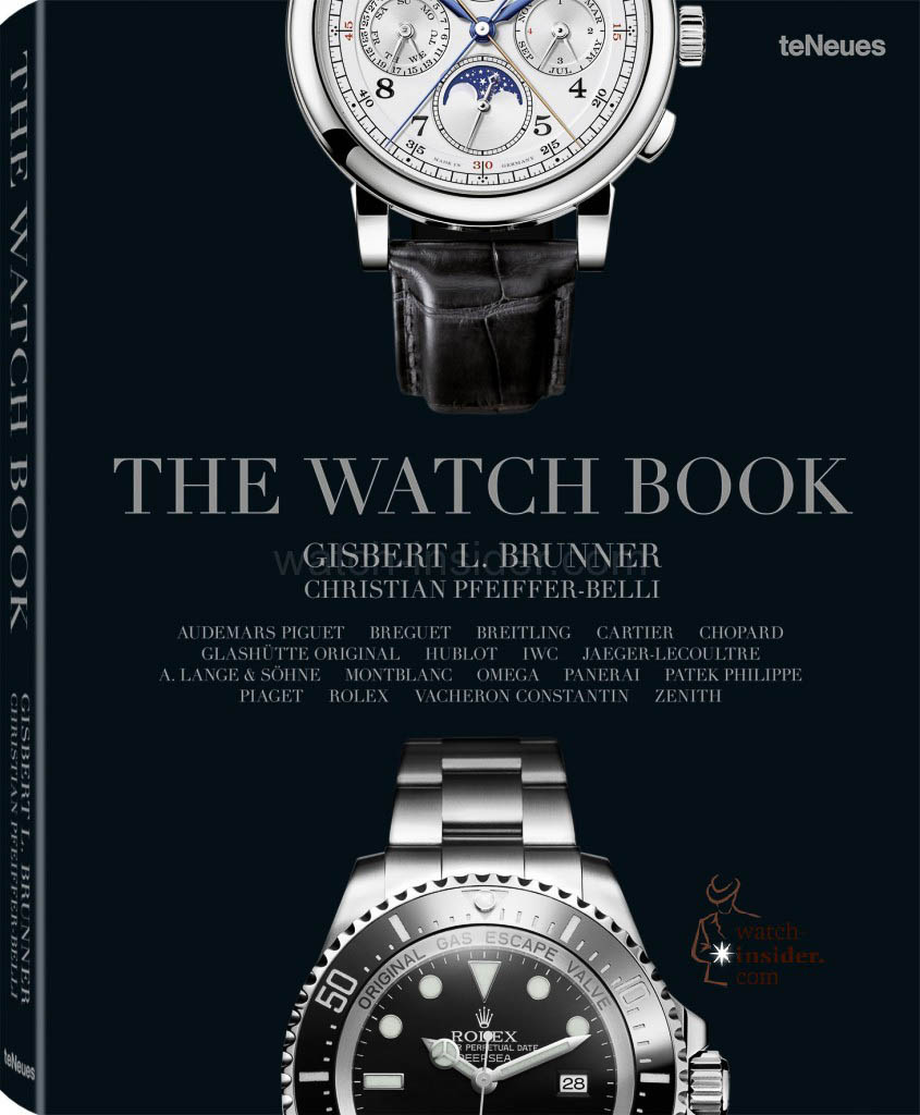 The Watch Book by Gisbert L. Brunner and Christian Pfeiffer-Belli