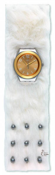 Swatch Tutto Pelo sold for € 105,-
