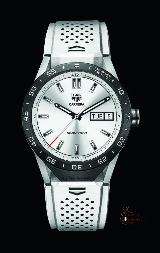 TAG Heuer Connected Watch. #ConnectedToEternity