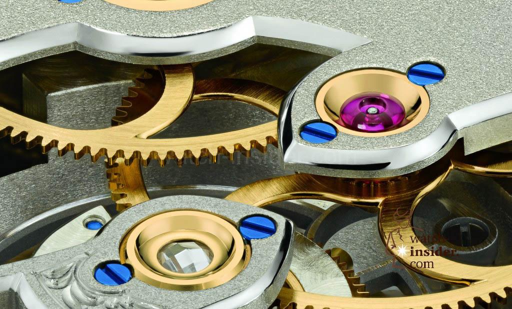 A. Lange & Söhne 1815 Tourbillon Handwerkskunst. Lange manufacture calibre L102.1