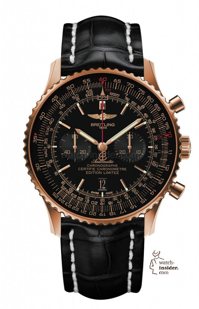"""Breitling """"Navitimer 01 46 mm Limited Edition"""""""