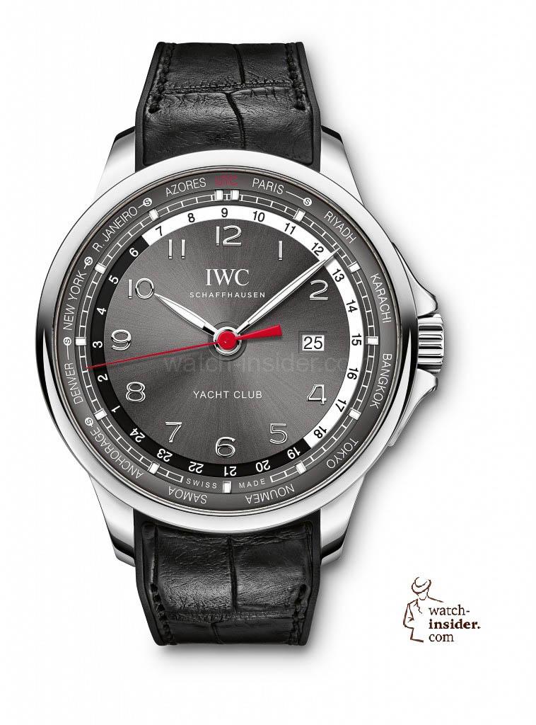 """IWC """"Portugieser Yacht Club Worldtimer"""""""