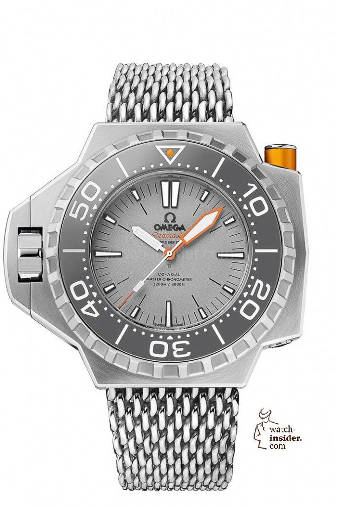 """Omega """"Ploprof Master Chronometer"""""""
