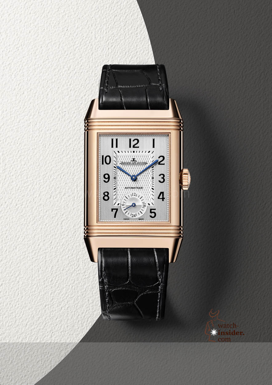 186517c3dcf Pre-SIHH 2016  Jaeger-LeCoultre Reverso celebrates its 85th ...