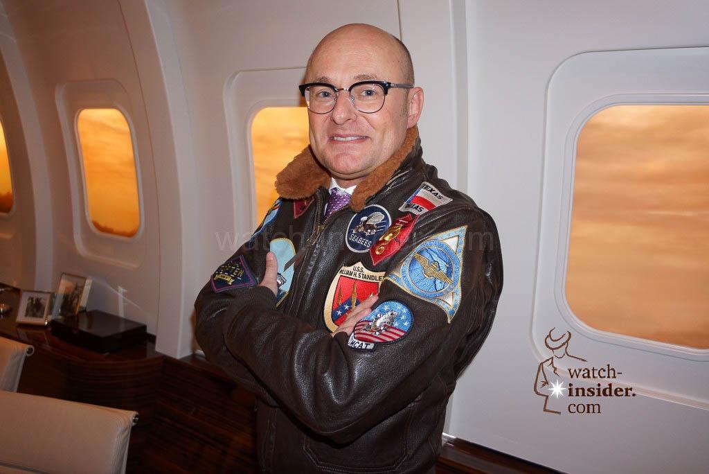 Georges Kern CEO IWC Schaffhausen