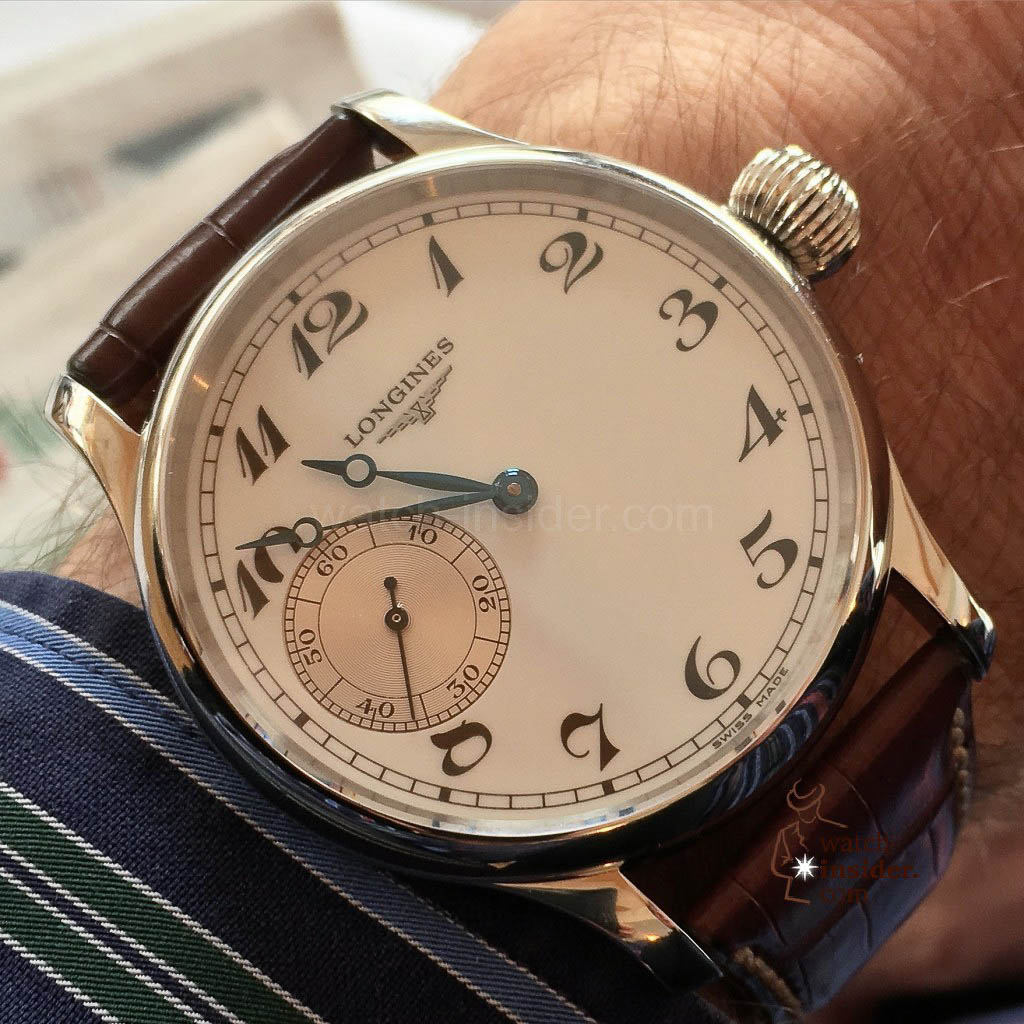 Longines Lindbergh collection