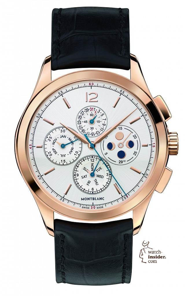 Montblanc Heritage Chronomètrie Chronograph Quantième Annuel