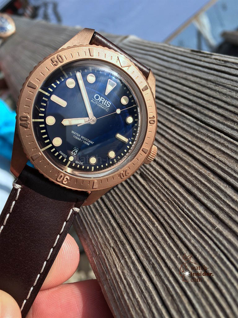 Oris Carl Brashear Limited Edition Ref. No. 733 7720 3185 LS_1