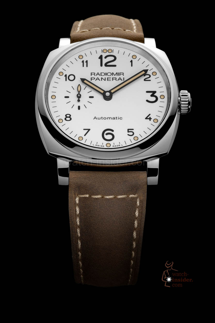SIHH 2016: The Panerai novelties presented on 5 pages with ...