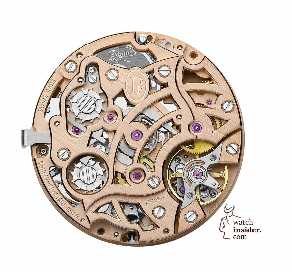 The new manually wound Parmigiani Fleurier calibre PF361