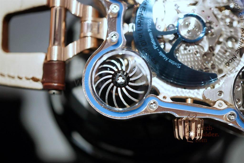 MB&F Horological Machine No6 SV